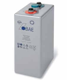 2v BAE 07PVV 1050 1140ah@C100  Gel Battery