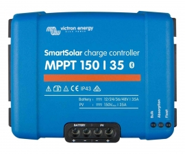 Victron Energy Charge controller SmartSolar MPPT 150/35