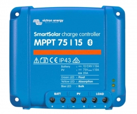 Victron Energy Charge controller SmartSolar MPPT 75/15