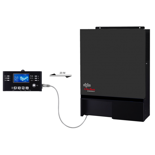 SPC All-In-One Inverter MPPT
